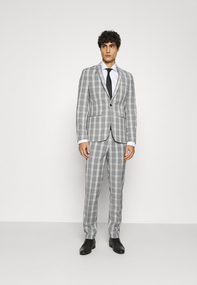 HIRSH  - Suit - light grey