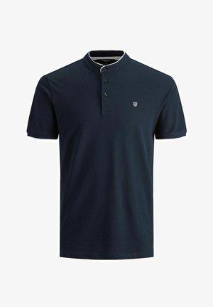 Print T-shirt - new navy