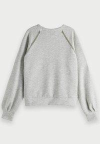 Scotch & Soda - Sweatshirt - grey melange - 1