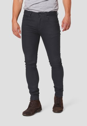 MONTE  - Slim fit jeans - black wash