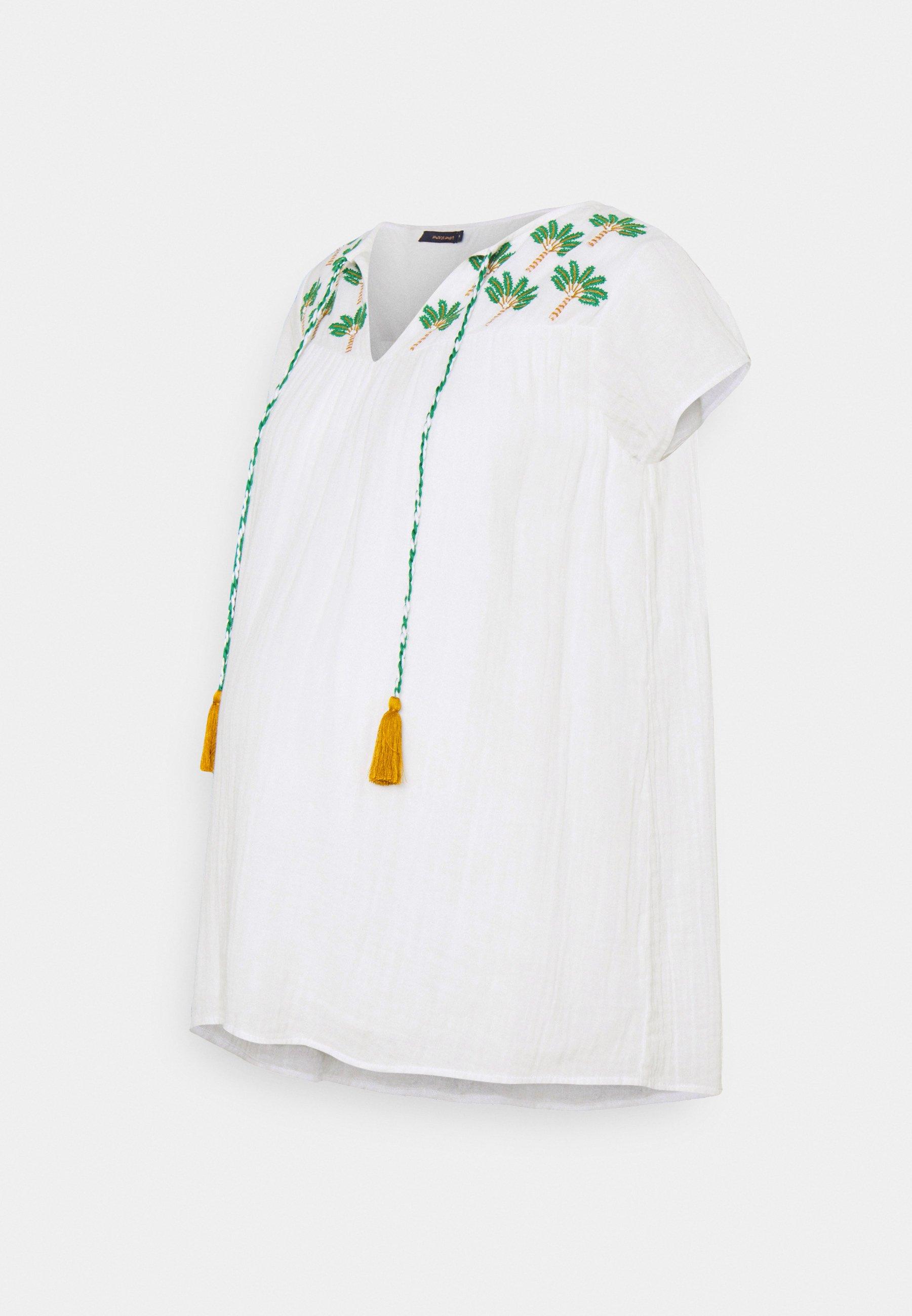 Donna CLIMBING PALMS - T-shirt con stampa