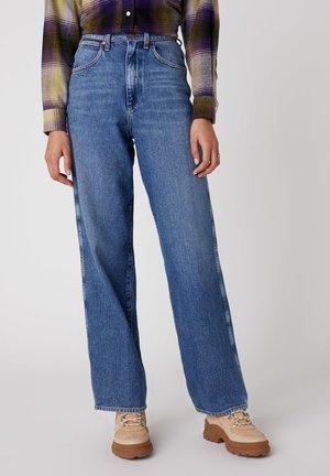 Straight leg jeans - avalanche