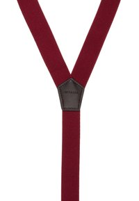 Only & Sons - ONSBOWTIE SUSPENDER SET - Bow tie - bordeaux - 5