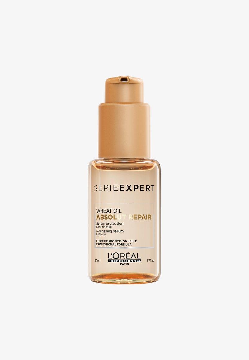 L'Oréal Professionnel - ABSOLUT REPAIR SERUM - Hair treatment - -