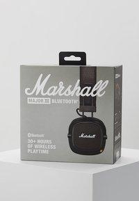Marshall - MAJOR III BLUETOOTH - Headphones - brown - 4