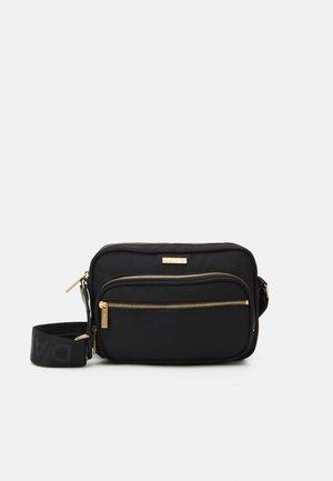LOGO BAND - Across body bag - black