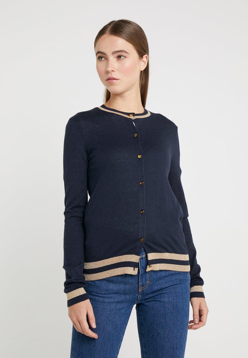 Lauren Ralph Lauren - Vest - navy/gold