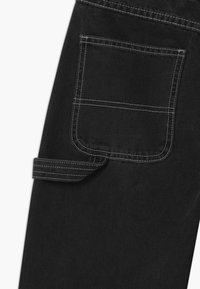 Grunt - WIDE WORKER - Relaxed fit jeans - night black - 2