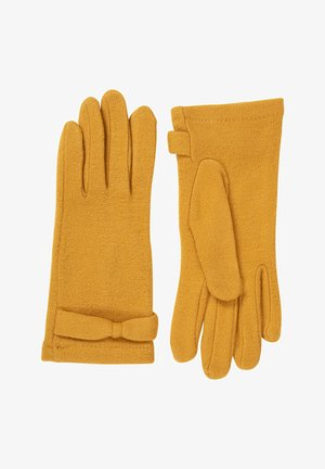 Gants - yellow