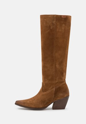 CENTA - Boots - brown