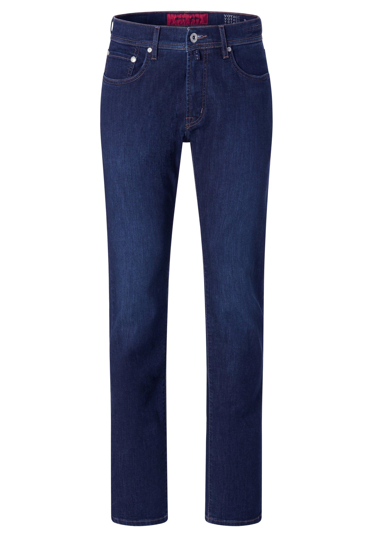 Pierre Cardin VOYAGE LYON - Jean slim - dark blue