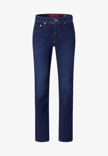 VOYAGE LYON - Slim fit jeans - dark blue