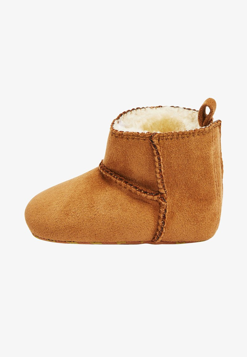 Next - First shoes - brown
