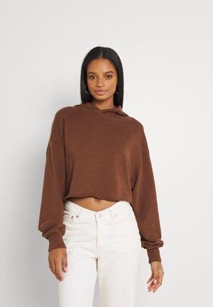 RAGLAND ICON - Sweatshirt - dark brown
