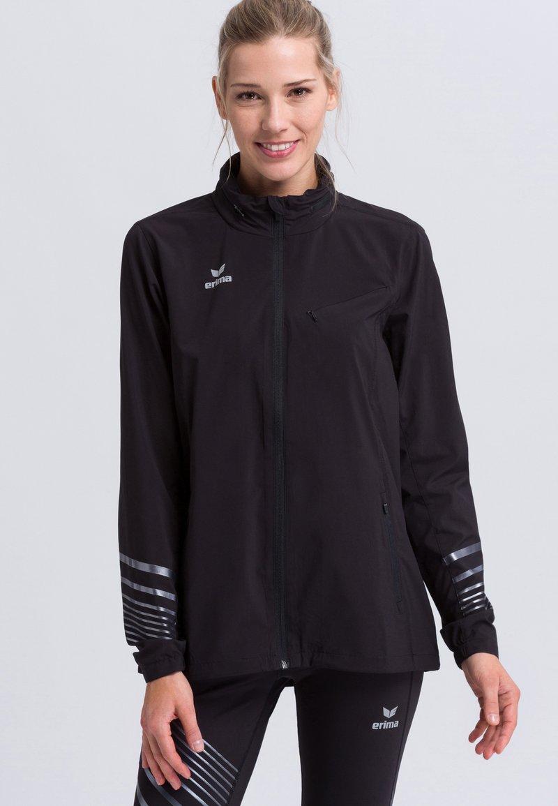 Erima - Sports jacket - black