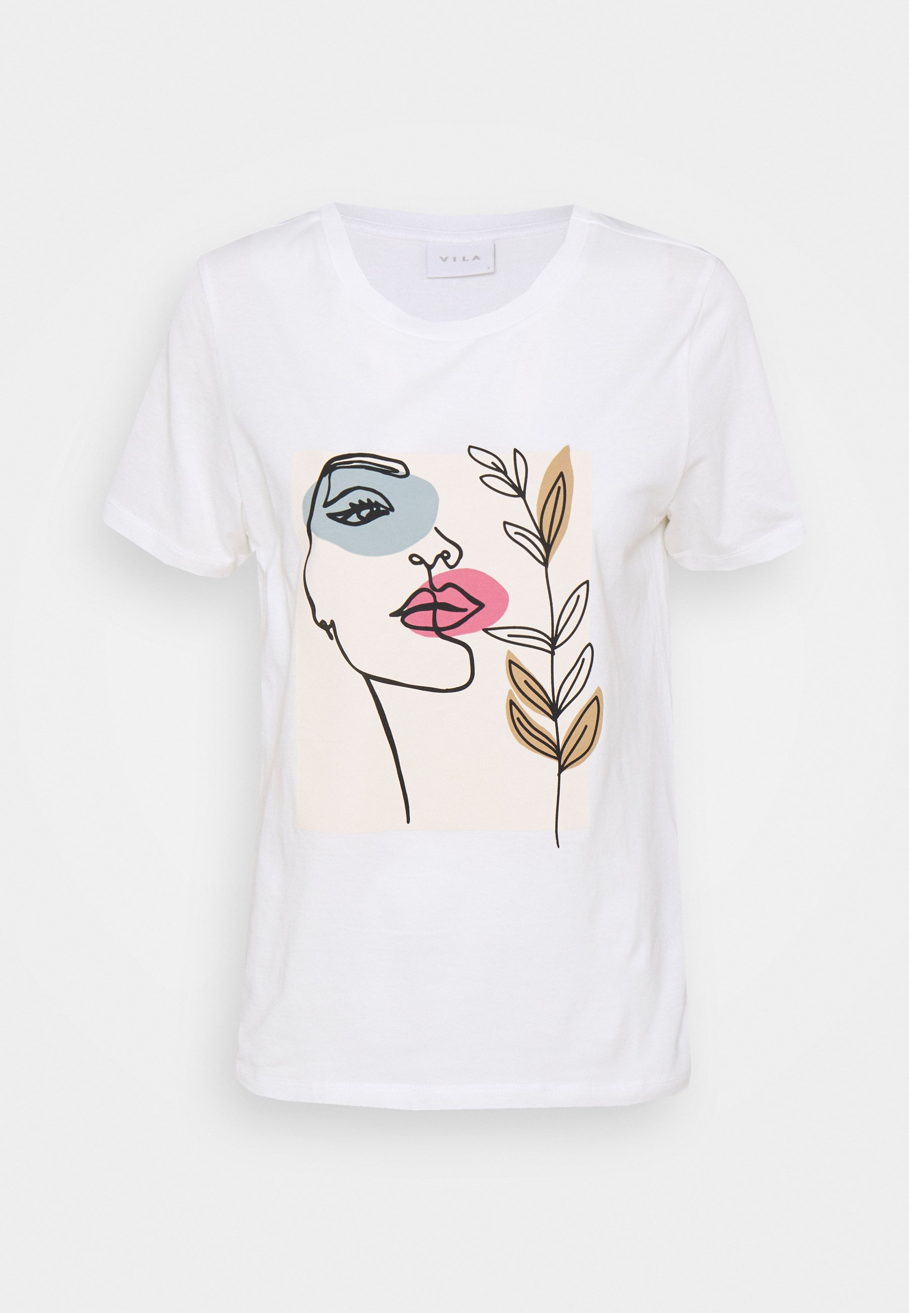 Women VIVULKANA GLITTER - Print T-shirt
