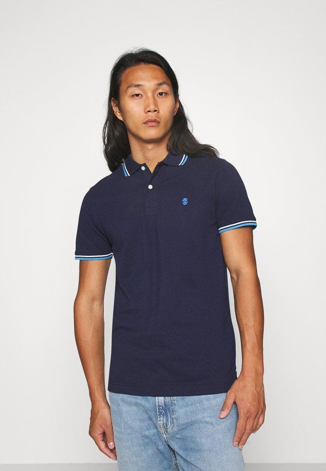 Poloshirts - peacoat