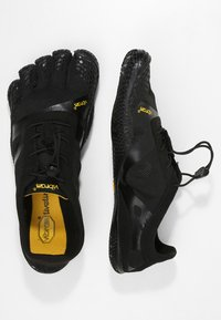 Vibram Fivefingers - KSO EVO - Minimalist running shoes - black - 1