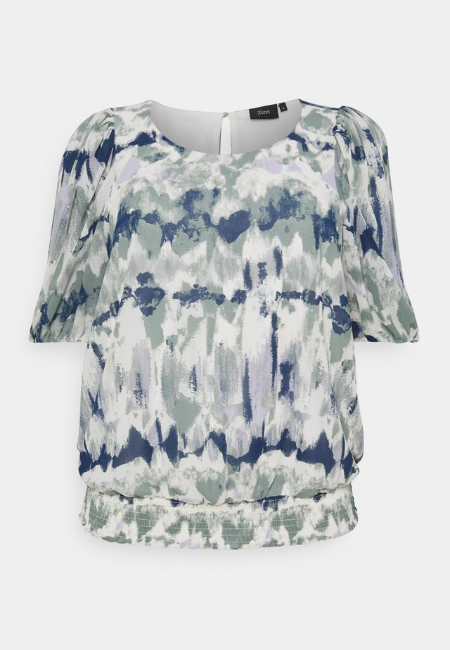 MOLUF - Blouse - chinois green