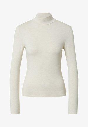 CASSANDRA - Long sleeved top - grau