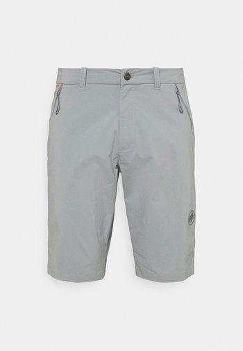 HIKING SHORTS MEN - kurze Sporthose - granit