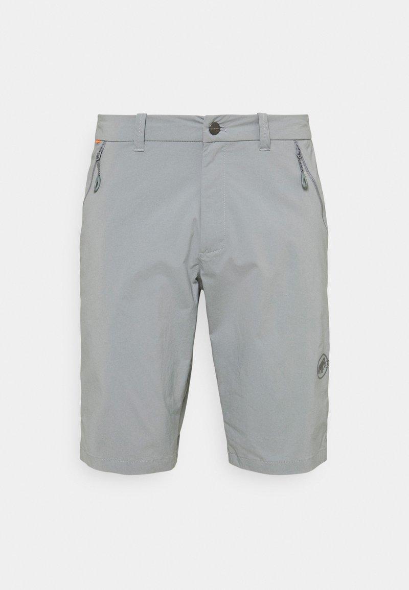 Mammut - HIKING SHORTS MEN - Sports shorts - granit