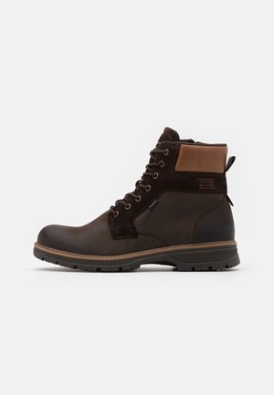 GRAVITY - Winter boots - dark brown