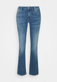 Guess - SEXY STRAIGHT - Jeansy Straight Leg - alabama - 0