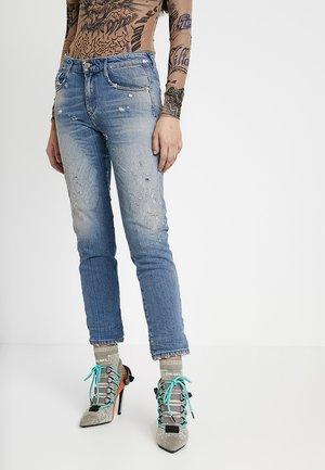 D-RIFTY - Slim fit jeans - indigo