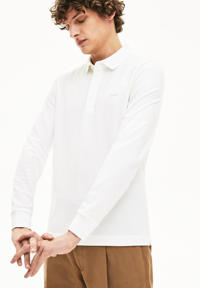 REGULAR FIT  - Polo - white