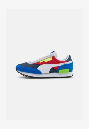 FUTURE RIDER PLAY ON UNISEX - Trainers - spellbound/white/ultra blue