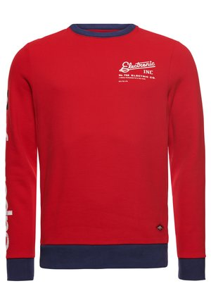 Sweatshirt - campus red