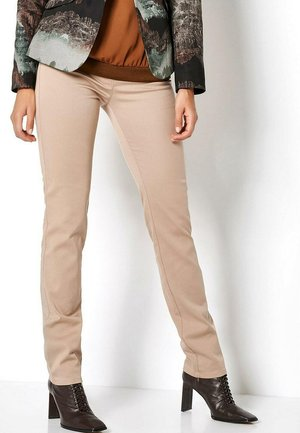 BELOVED CS COL  - Trousers - cashmere