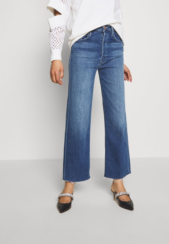 THE RAMBLER ANKLE FRAY - Relaxed fit jeans - groovin'
