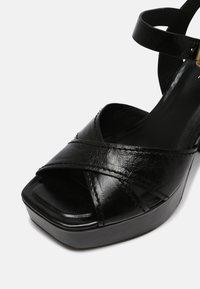 Minelli - Platform sandals - noir - 7
