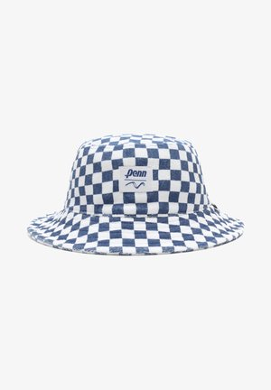 MN VANS X PENN BUCKET - Hat - (penn) true navy chckrbrd
