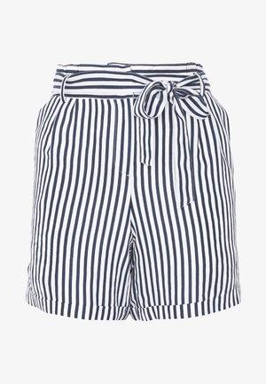 Shorts - white/blue