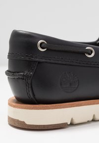 Timberland - CAMDEN FALLS - Boat shoes - navy full grain - 2