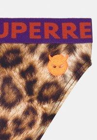 SuperRebel - SET - Bikini - camel - 2