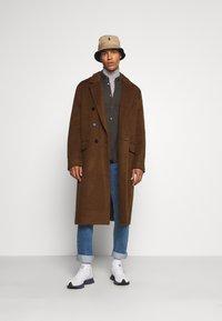 AllSaints - CAMPO - Klassinen takki - clove brown - 1