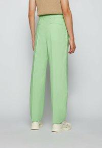 BOSS - 2 PIECE SET - Suit - open green - 4