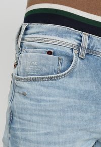 LTB - CORVIN - Denim shorts - jose wash - 3