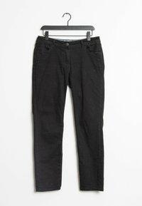 Cecil - Straight leg jeans - black - 0