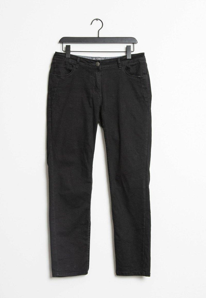 Cecil - Straight leg jeans - black