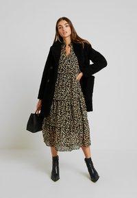 New Look - COAT - Winter coat - black - 1