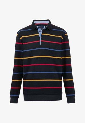 Polo shirt - marineblau/multicolor