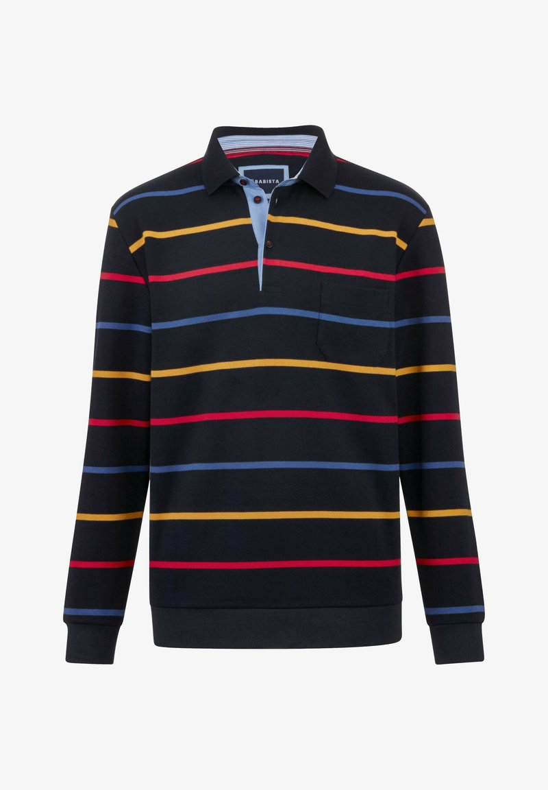 Babista - Polo shirt - marineblau/multicolor