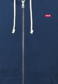 Levi's® - NEW ORIGINAL ZIP UP - Huvtröja med dragkedja - blues - 6
