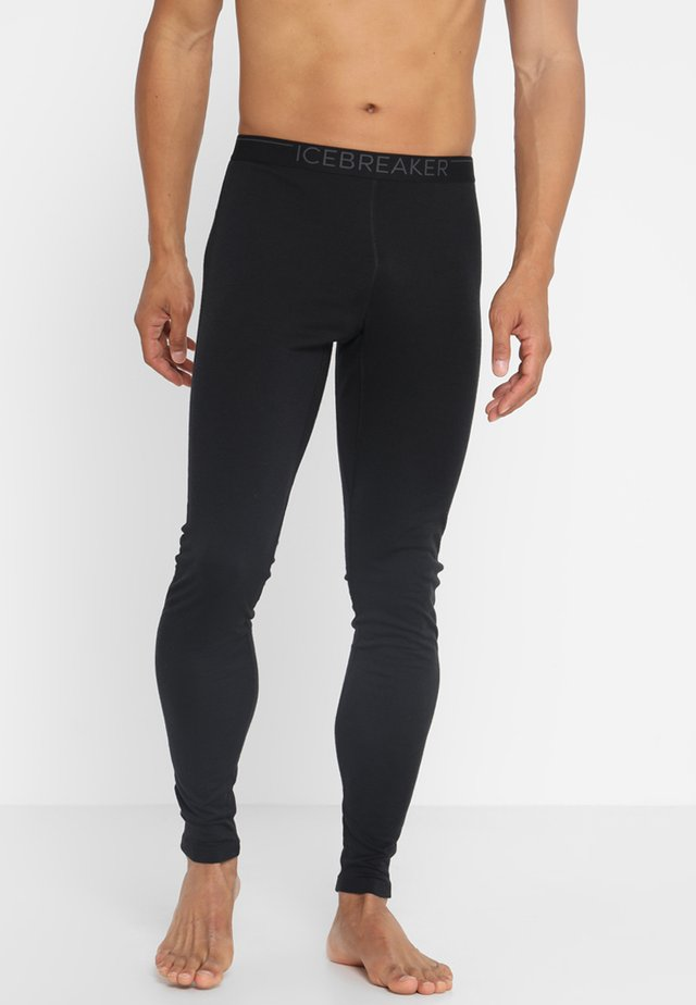 OASIS LEGGINGS - Caleçon long - black/monsoon