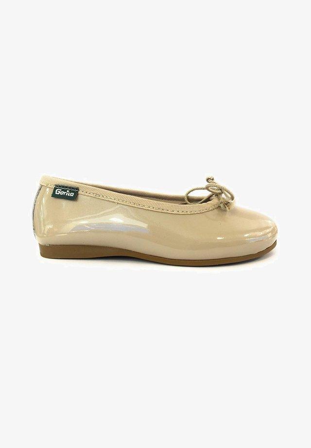 Bailarinas - light brown
